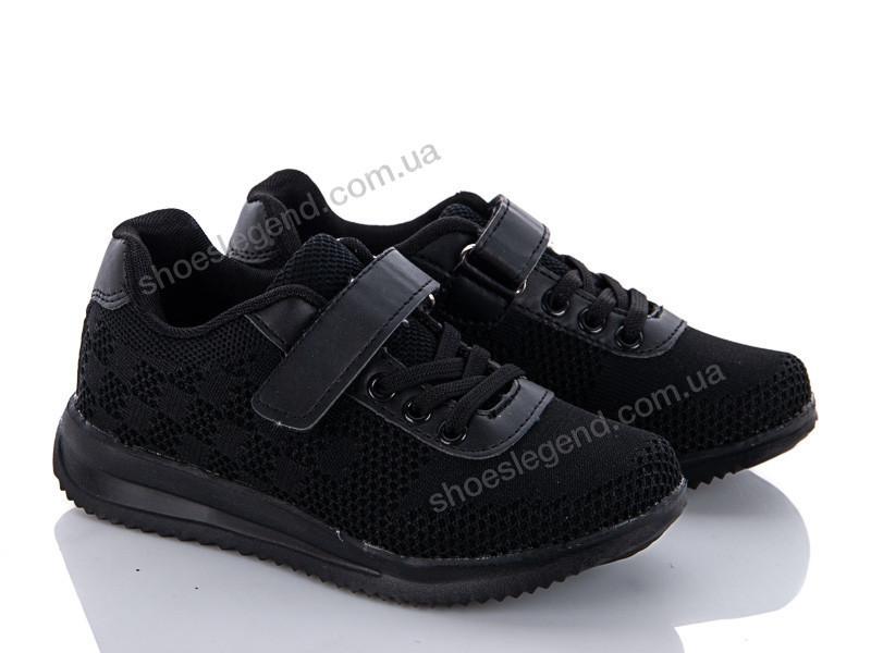 6498aca88 Купить Детские Кроссовки Style Baby N31C Black Лето Оптом (7 Км)