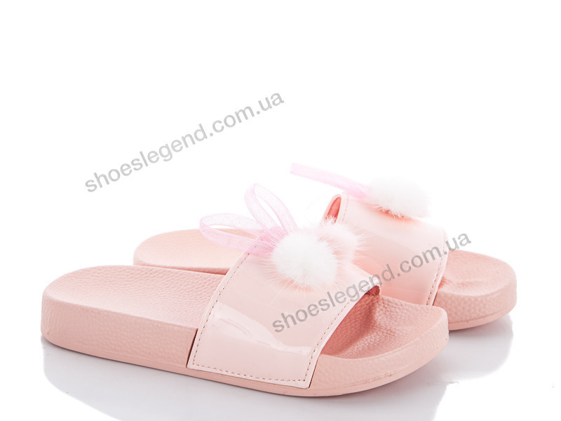 fc23b42e4c10 шлепки детские clibee-doremi, модель 81-4 pink лето